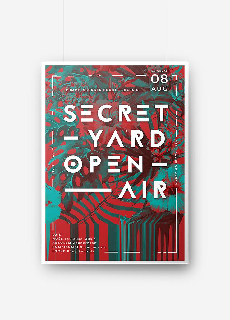 Secret Yard